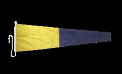 Drapeau du signal numérique 5 - 45 x 180 cm
