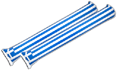 Airsticks Grèce - 10 x 60 cm
