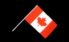 Drapeau Canada sur hampe - 60 x 90 cm