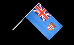 Drapeau Fidji sur hampe - 60 x 90 cm