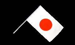 Drapeau Japon sur hampe - 60 x 90 cm
