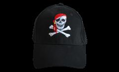 Casquette Pirate avec foulard, fan