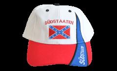 Casquette confédéré USA Sudiste, fan
