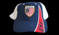 Casquette USA, fan