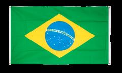 Drapeau de balcon Brésil - 90 x 150 cm