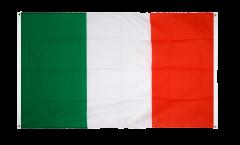 Drapeau de balcon Italie - 90 x 150 cm