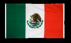 Drapeau de balcon Mexique - 90 x 150 cm