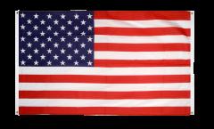 Drapeau de balcon USA - 90 x 150 cm