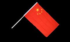 Drapeau Chine sur hampe - 60 x 90 cm