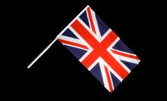 Drapeau Royaume-Uni sur hampe - 60 x 90 cm