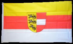 Drapeau Autriche Carinthie Kärnten