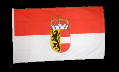 Drapeau Autriche Salzbourg