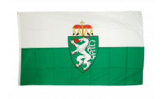 Drapeau Autriche Styrie Steiermark
