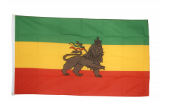 Drapeau Ancien Ethiopie