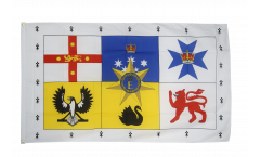 Drapeau Australie Royal Standard