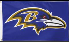 Drapeau NFL Baltimore Ravens - 90 x 150 cm