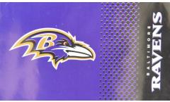 Drapeau NFL Baltimore Ravens Fan - 90 x 150 cm