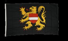 Drapeau Belgique Brabant