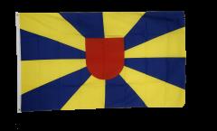Drapeau Belgique Flandre-Occidentale