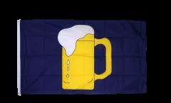 Drapeau Bière