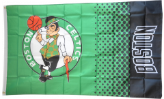 Drapeau NBA Boston Celtics - 90 x 150 cm