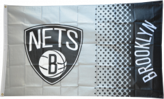 Drapeau NBA Brooklyn Nets - 90 x 150 cm