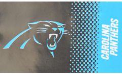 Drapeau NFL Carolina Panthers Fan - 90 x 150 cm