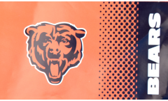 Drapeau Chicago Bears Fan