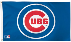 Drapeau MLB Chicago Cubs - 90 x 150 cm