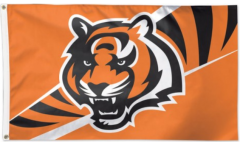 Drapeau NFL Cincinnati Bengals - 90 x 150 cm
