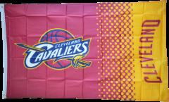 Drapeau NBA Cleveland Cavaliers - 90 x 150 cm