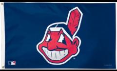 Drapeau Cleveland Indians