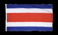 Drapeau Costa Rica sans Blason