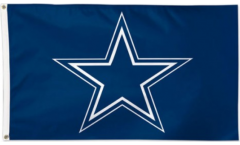 Drapeau NFL Dallas Cowboys - 90 x 150 cm