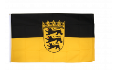 Drapeau Allemagne Bade-Wurtemberg