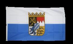Drapeau Allemagne Bavière Dienstflagge
