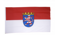 Drapeau Allemagne Hesse