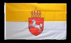 Drapeau Allemagne Royaume de Hanovre 1814-1866 - 90 x 150 cm