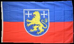 Drapeau Allemagne Landkreis Friesland
