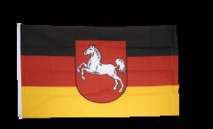 Drapeau Allemagne Basse-Saxe