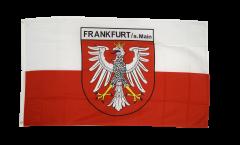 Drapeau Allemagne Francfort
