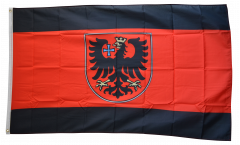 Drapeau Allemagne Wetzlar