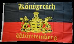 Drapeau Allemagne Wurtemberg 4