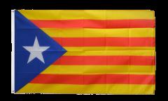 Drapeau Estelada blava Catalogne