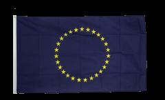 Drapeau Union européenne avec 27 Etoiles