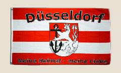 Drapeau supporteur Düsseldorf