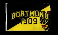Drapeau supporteur Dortmund 1909 Aigle