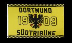 Drapeau supporteur Dortmund 1909 Aigle Südtribüne
