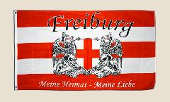 Drapeau supporteur Freiburg Fribourg-en-Brisgau