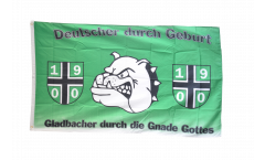 Drapeau supporteur Mönchengladbach 5